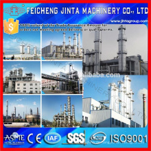 Alkohol / Ethanol-Produktionsprojekt Alkohol- / Ethanol-Brennerei