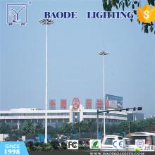 Torre de iluminación de mástil alto poligonal de 35 m (BDG35)
