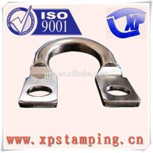 China Blechbearbeitung von Metall Stanz Schütz Teile
