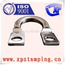 Fabrication en tôle de Chine de pièces de contacteur d'estampage de métal