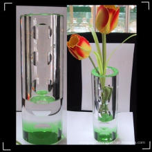 New Fashion Crystal Decorative Flower Vase for Home&Office&Wedding
