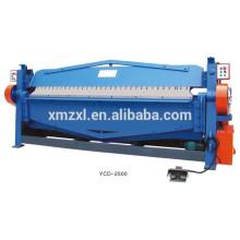 máquina de dobramento elétrica folha de metal