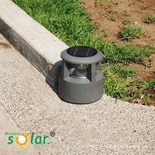 Популярные CE солнечной пост крышка света сада lighting(JR-CP46)