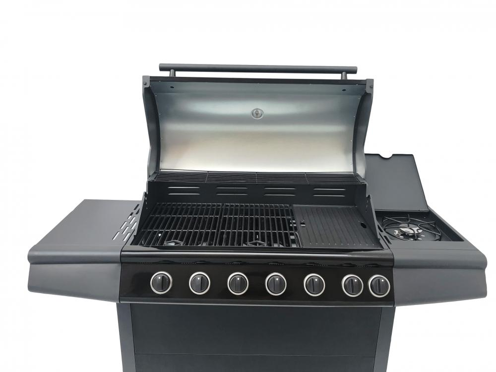 Large Gas BBQ Cooking Grill