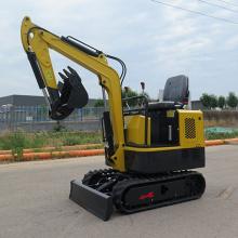 1ton mini excavator HX10 digger machine