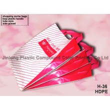 Plastic Shopping Carrier Bags