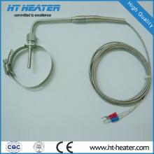 Capteur de gaz d'échappement de tête en aluminium