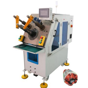 Machine automatique d'insertion d'enroulement de bobine de stator à induction automatique