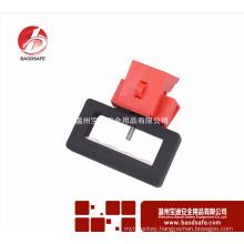 Wenzhou BAODSAFE BDS-D8613 Red Color Clamp-on Breaker lockout Safety MCB Lockout