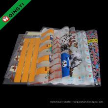 Qingyi custom sticker heat transfer on shirts