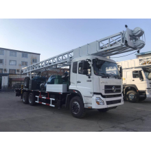 Truck-Mounted Drilling Water Well Drilling Rig