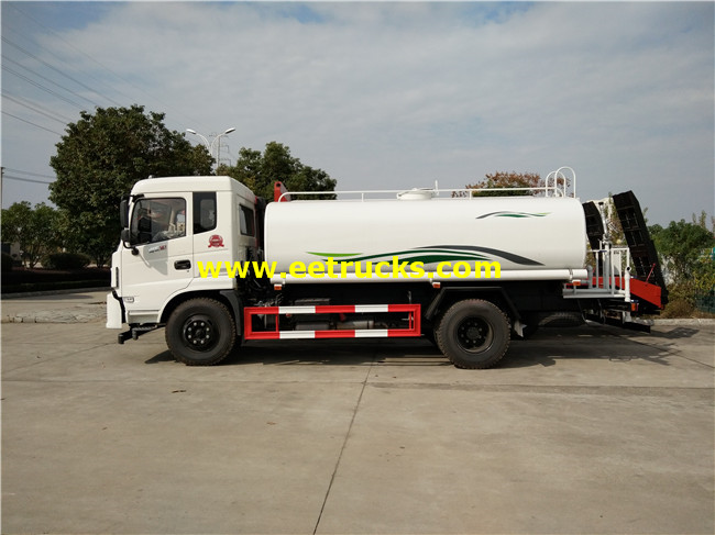 4x2 Road Watering Trucks