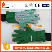 Ddsafety Green Childrens Garden Safety Gloves Manufacturer Ce 1010
