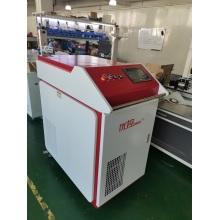 Máquina automática de solda a laser