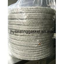 Corde en fibre de verre de carré pour la protection incendie