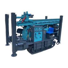APCOM water well drilling rig hydraulic used for hot spring agricultural irrigation 300 meters