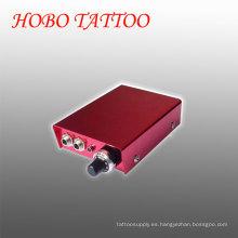 Venta caliente barato Mini fuente de alimentación del arma del tatuaje HB1005-5