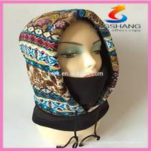 Winter face mask,Fleece hat beanie,sports hat balaclava