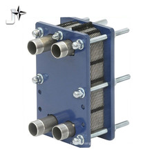 Apv Sr6gl Plate Heat Exchanger for Oil Cooling and Waste Heat Recovery
