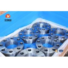 Bride en alliage de nickel ASTM B564 N08800 NO8825