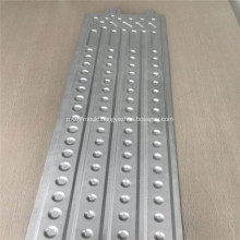 New design aluminum ev cooling plate