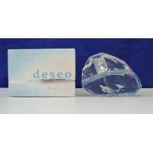 Parfüm-Flasche mit guter Qualität und Kristall- und Wirtschaftspreis