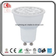 Es ETL listado 7W regulable GU10 LED