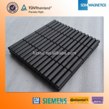 customized permanent magnets for magnetite type