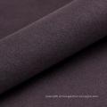 Microfibra Material de camurça preta para caixa de jóias