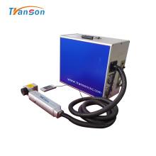 máquina de limpieza láser en la india