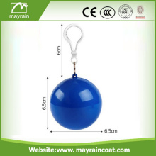 PE Poncho Ball with Logo