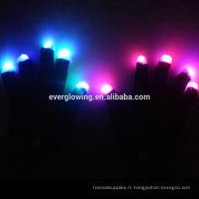 articles de fête et événements led gants