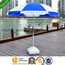 7feet Promotional Outdoor Sun Umbrella for Beach (BU-0045)