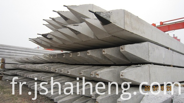 Pre-Stressed Solid Square Pile Mould-3