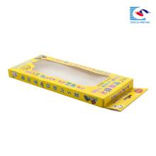 custom exquisite pen box for kids with window