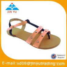 Girl Cheap African Sandals