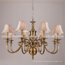 Lámpara colgante de techo de hierro colgante de ley superior (SL2153-8)