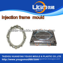 Professiona plastic decorative photo frames wall moulds injection moulding frame moulding