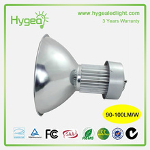 Haute qualité 50w conduit haute baie Industrie LED haute baie lumière 3 ans de garantie