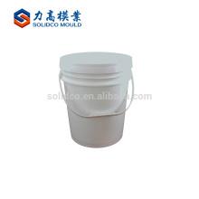 Высокое Качество Китай Alibaba Оптовая Пластичная Прессформа Ведра Пластиковые Ведро Краски Плесень