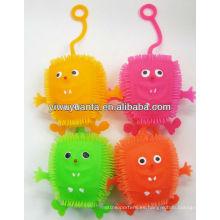 Spongebob Squarepants intermitente Yoyo Glow Puffer Ball