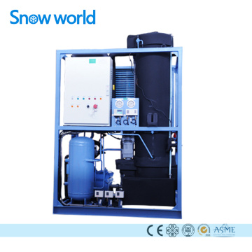 Snow world 3T Tube Ледогенератор
