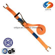 50mm Lashing Strap / Vehicle Transport Straps, LC 2000kg