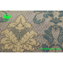 Tecido de cortina de efeito de rugas Jacquard (BS1010)