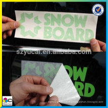 best selling odm car sticker for windshield
