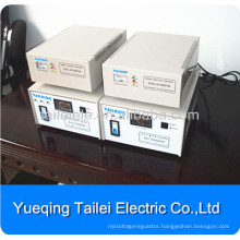 servo type ac home automatic voltage regulator for refrigerator