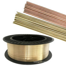 free sample cu6560 CuSi3 aws ercusi-a  tig mig copper alloy welding wire rod 1.6mm for motor pieces