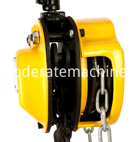 CHAIN BLOCK HOIST (9)