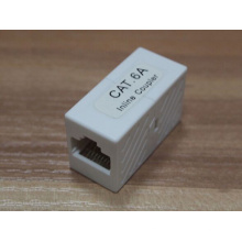 CAT6A UTP Inline Coupler Adapter