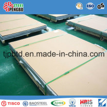 Q235 placa de acero de 2-12 mm de espesor